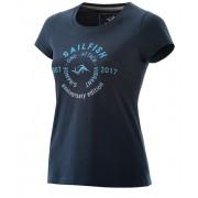 Womens T-shirt Anniversary navy