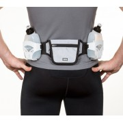 FLASKBELT PERFORMER 3.0 zwart