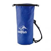 Durban waterproof swim bag blue